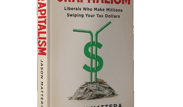 Jason Mattera and CRAPITALISM