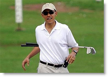 Obama: Best Golfer, or Worst Leader?