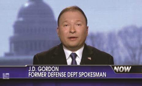 J. D. Gordon comes back to visit Conservative commandos