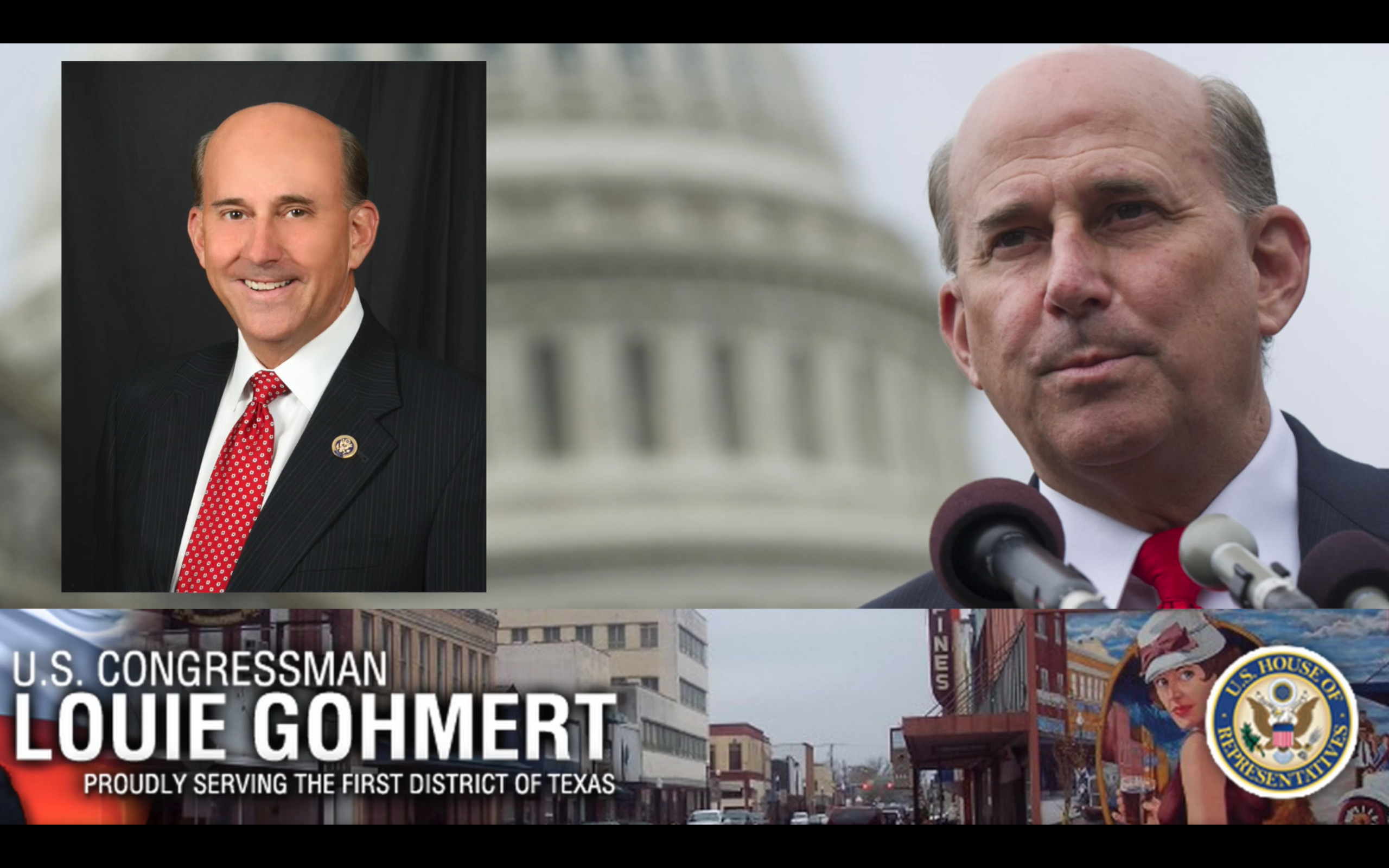 Congressman Louie Ghomert talks about the recent ISIS terrors.