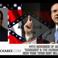 Governor Mike Huckabee joins us to talk about his book and ISIS terrors,
