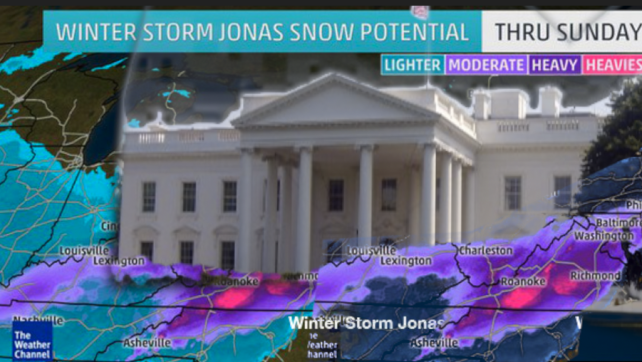 Winter Nor'Easter Sets Example for Politicians