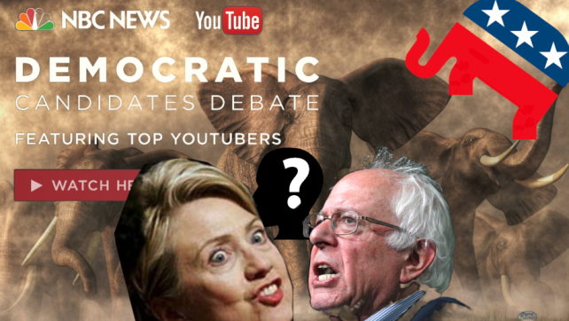 YouTube.com Presents… The Only Options for America?