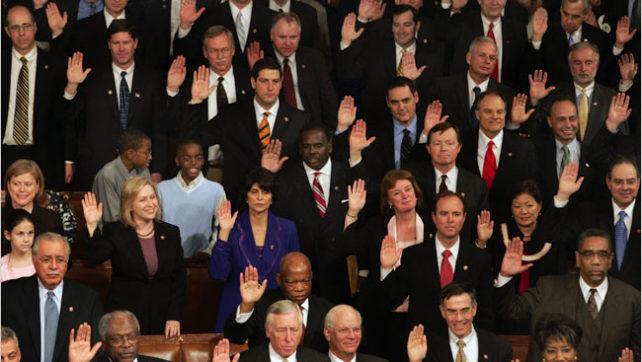 Why the Democrats are celebrating Republican bill