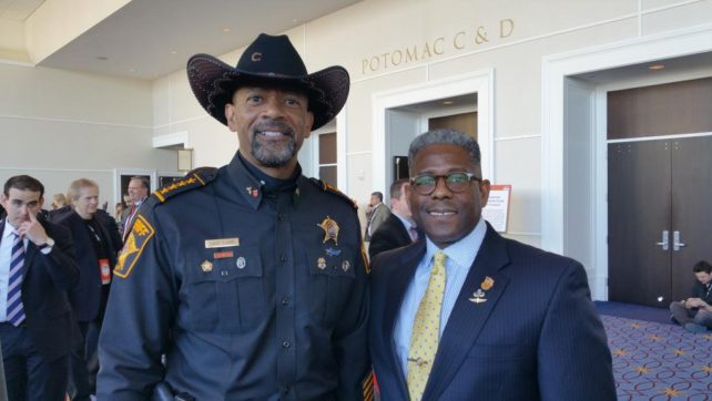 EXCLUSIVE: Sheriff Clarke and Allen West on CCRS