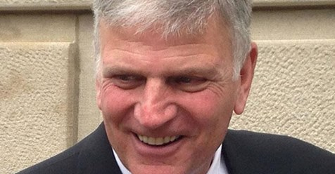 Franklin Graham Suspended by Facebook, Blocked for His Biblical 'Hate Speech'