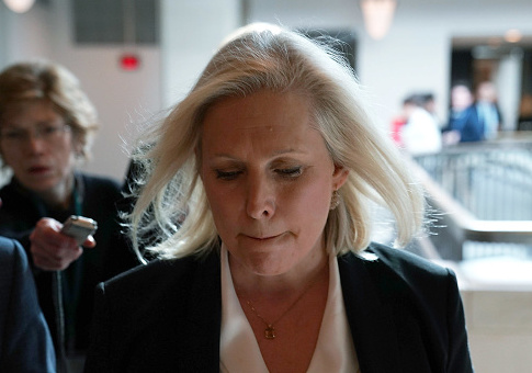 Gillibrand Reverses Position on Drivers' Licenses for Undocumented Immigrants….2020 Dem hopeful says 'we have to make it possible for people to provide for their families'